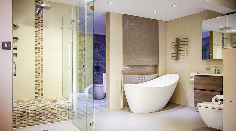 New tile website and showroom for uk tiles direct in dorset for Bathrooms direct